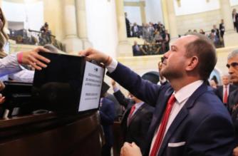 Lidio García es el nuevo presidente del Congreso