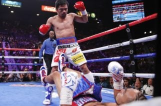 Lección de humildad: Thurman pide revancha a Pacquiao luego de perder su título mundial