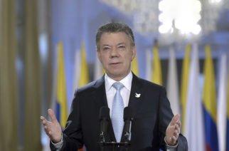 Entregarán doctorado honoris causa al expresidente Juan Manuel Santos