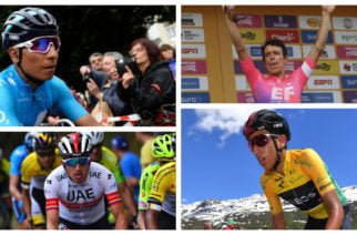 Cuatro colombianos figuran entre los ciclistas que participarán en el Tour de Francia 2019