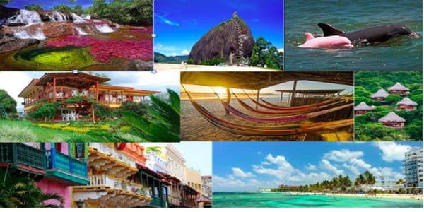 Colombia se alzó como el mejor destino turístico de Suramérica en los World Travel Awards
