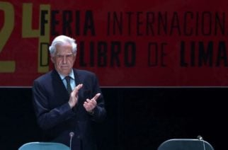 Mario Vargas Llosa: «Maduro es un dictador mediocre»