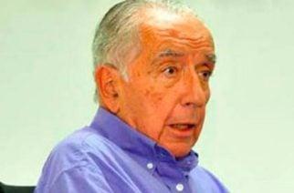 Fallece a los 92 años  el excongresista Enrique Gómez Hurtado