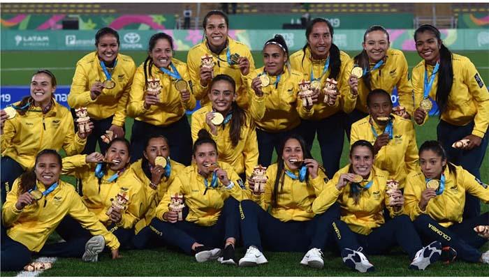 ¡Heroínas! Selección femenina de fútbol le regaló a Colombia la primera medalla de oro de la historia en deportes de conjunto