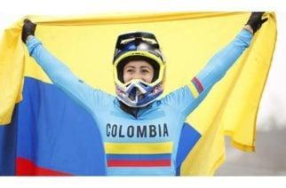 ¡Volvió con todo! Mariana Pajón ganó medalla de oro en los Panamericanos Lima 2019
