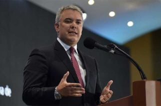 """""""Maduro desde hace rato viene protegiendo a los criminales en su territorio"""": Duque"""