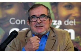 """""""Se equivocan quienes se oponen al acuerdo"""": Rodrigo Londoño"""