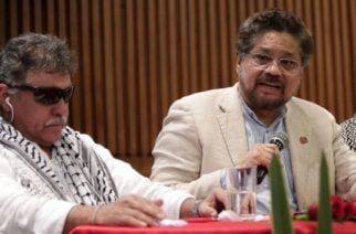 Pastrana asegura que 'Santrich' y 'Márquez' viajaron a Cuba en el avión de Maduro