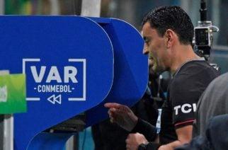 Conmebol revelará registros audiovisuales entre el VAR y los árbitros