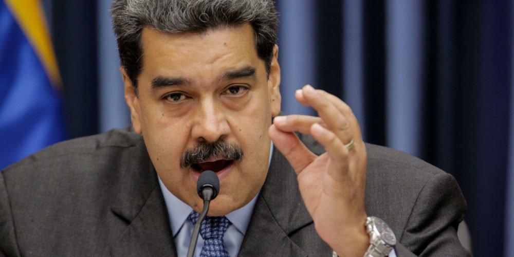 Maduro detiene el diálogo con la oposición en rechazo al bloqueo económico de Estados Unidos