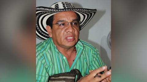 Cacique que lidera apoyo a la candidatura de Carlos Gómez es investigado por desfalco