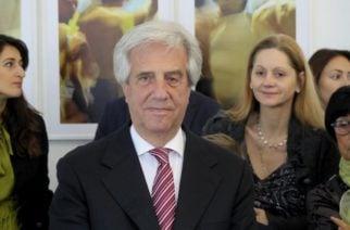 Diagnostican cáncer de pulmón a Tabaré Vázquez, presidente de Uruguay