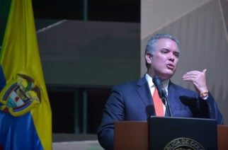 «La demagogia arruinó a Venezuela»: Duque