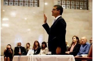 Abogado Pierluisi asumió como nuevo gobernador de Puerto Rico