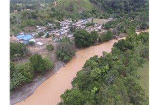 Activan plan de evacuación en Uré por amenaza de creciente