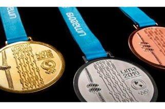 Así va el medallero de los Juegos Panamericanos Lima 2019, Colombia ocupa el puesto 5 de 10