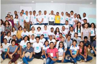 Aspirantes a la Alcaldía de Montería firmaron pacto con los jóvenes para brindarles oportunidades de trabajo