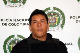 Alias 'Fritanga', narco colombiano, llegaría este lunes deportado de EE.UU.