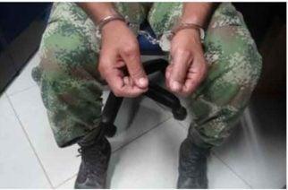 Comunicado: Soldado es señalado como el presunto responsable de asesinar al  policía en Planeta Rica