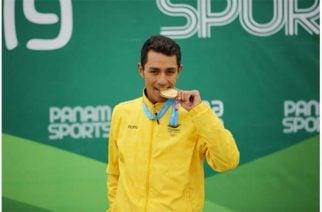 Daniel Martínez ganó el oro 17 de Colombia en los Juegos Panamericanos