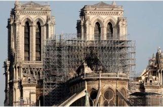 Por primera vez en 200 años no habrá misa de Navidad en Notre Dame