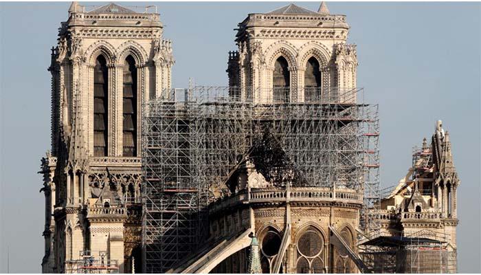Desde el 19 de agosto se reanudará la reconstrucción del Notre Dame