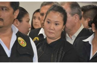 Destino judicial de Keiko Fujimori sigue sin definirse