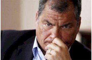 Dictan prisión preventiva para ex presidente de Ecuador por implicación en sobornos de Odebrecht