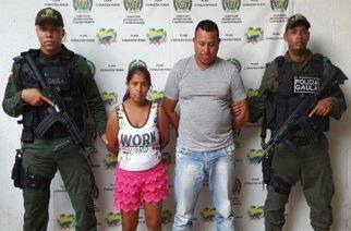 Dos integrantes del 'Clan del Golfo', subestructura 'Zulay Guerra', fueron capturados en Montería