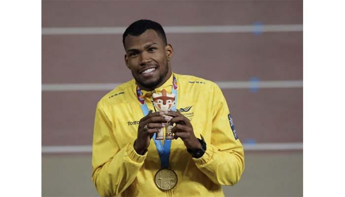 El guajiro Anthony Zambrano se colgó el oro 18 de Colombia en los Juegos Panamericanos