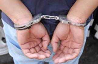 En Montería capturaron a un sujeto con circular azul de Interpol