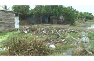 En Villa Jiménez reclaman atención a lote abandonado