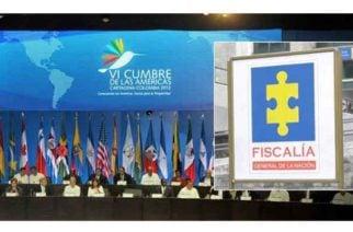 Fiscalía acusa a tres funcionarios por irregularidades en contratación para la VI Cumbre de las Américas en Cartagena
