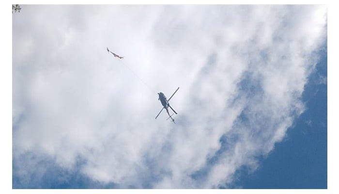 Foto: Uno de los suboficiales que murió en Medellín cayó al vacío ejecutando el saludo militar y la imagen conmueve en redes