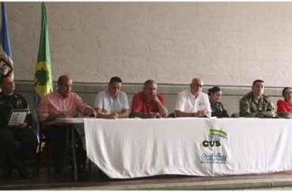 Gobernación realiza Comité de Seguimiento Electoral para cumplir garantías en los comicios de octubre