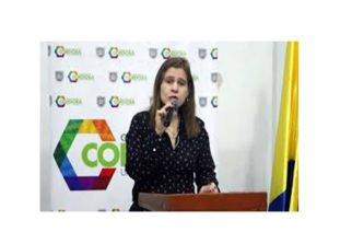 Gobernadora Sandra Devia asegura que el sur de Córdoba necesita desarrollo en obras públicas