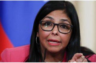 Gobierno de Venezuela se pronuncia tras sanciones emitidas por EE.UU.