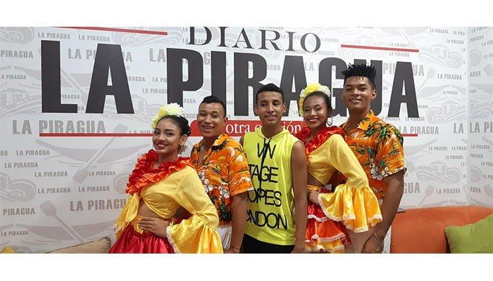 Grupo dancístico 'Adagio' prepara el primer concurso de porrismo en Montería