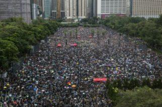 Hong Kong se calienta con nuevas manifestación contra el Gobierno