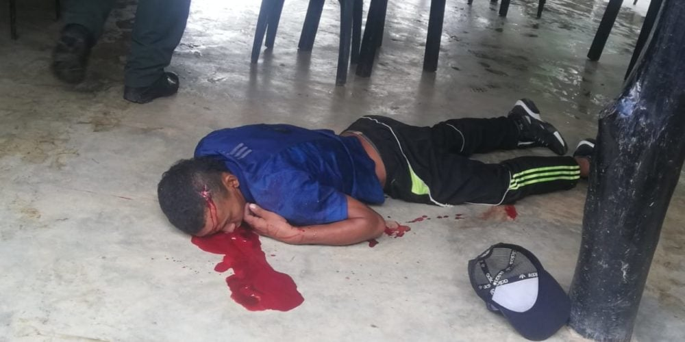 Dos muertos en San José de Uré tras ataque de sicarios