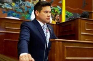 Representante Andrés Calle rechaza atentado en Montelíbano y lo tilda de «aberrante»