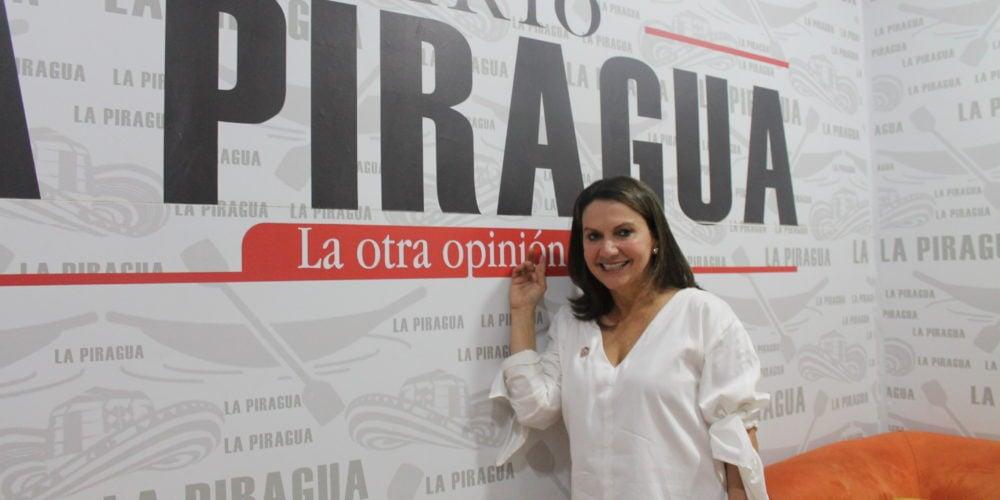 """""""No soy 'plan B' de nadie"""": María Milene Andrade, candidata a la Gobernación de Córdoba"""