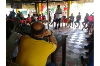 José Javier Núñez le apuesta al endoturismo,  ecoturismo y a la avicultura para el desarrollo de La Apartada