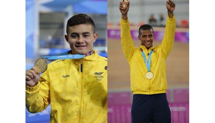 Kevin Quintero y Daniel Restrepo dieron a Colombia la 15 y la 16 medalla de oro en los Panamericanos