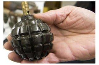 Lanzan granada contra un almacén en Montelíbano