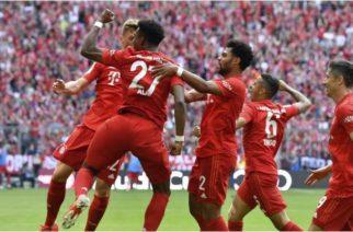 Lluvia de goles: Bayern se impone 23-0 al Rottach-Egern en un entrenamiento