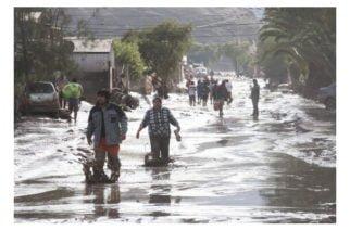 Lluvias caudalosas dejan al menos 190 muertos y 1,4 evacuados en India