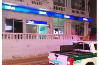 Más de 100 millones de pesos robaron en BBVA de Sincelejo
