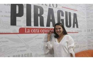 """María Milene Andrade negó adhesión a Carlos Gómez y afirmó que son """"rumores perversos"""""""