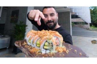 Para los amantes de los rolls llega el Sushi Master Montería